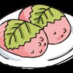 桜餅の関東と関西!違いを徹底比較!境界線はどこ?